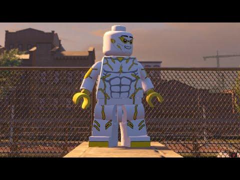 LEGO Marvel Avengers - Godspeed (MOD)