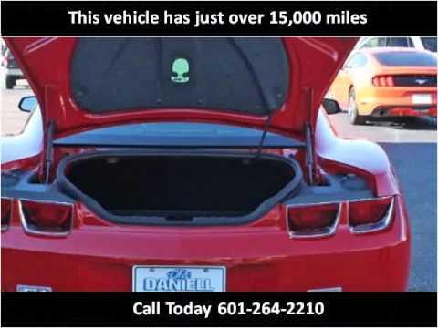 2010 Chevrolet Camaro Used Cars Hattiesburg Ms Youtube