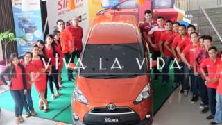 TOYOTA KEBON JERUK SHOWROOM EVENT