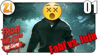 Freitag der 13. : Wer stirbt schneller? Fabi oder Juju? #01 | Let