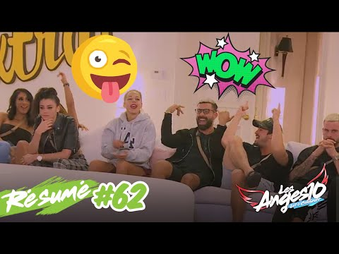 les vacances des anges 2 le r sum pisode 55 funnycat tv. Black Bedroom Furniture Sets. Home Design Ideas