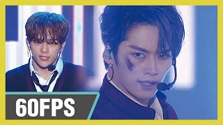 Gambar cover 60FPS 1080P | Stray Kids (스트레이 키즈) - Double Knot  Show! Music Core 20191019