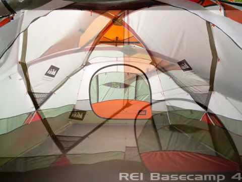 & REI Basecamp 4 - YouTube