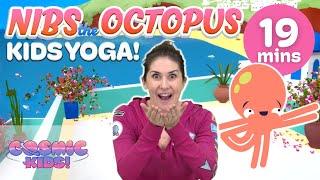 Nibs the Octopus | A Cosmic Kids Yoga Adventure!