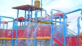 Twinlakes Theme Park - Susanoo Splash Zone!