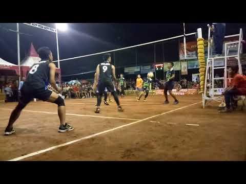 Turnamen bola voli Bupati cup Tulungagung (Majan vs Gendingan)