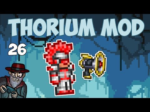 Terraria # 26 CYBER PUNKS! - 1.3.5 Thorium Mod Let's Play