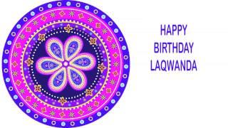 Laqwanda   Indian Designs - Happy Birthday
