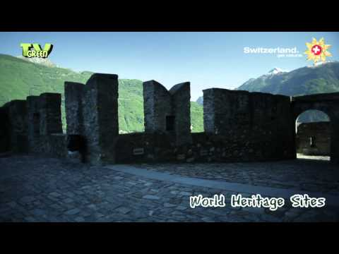 Three Castles of Bellinzona - Castello Di Sasso Corbaro