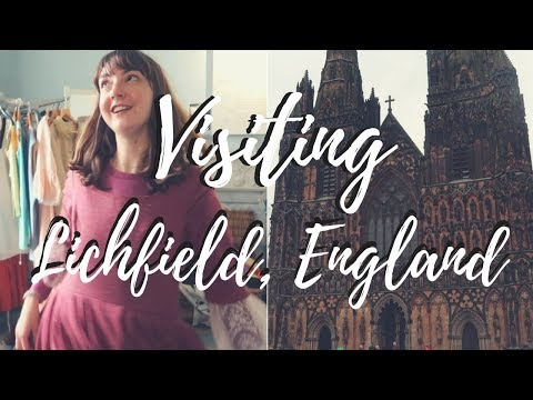 Visit Lichfield Cathedral & Erasmus Darwin House | UK Days Out | Visit England