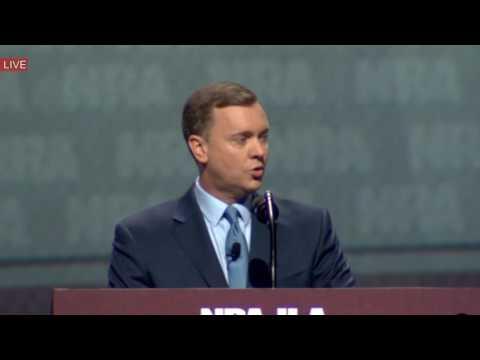 PART 1: Chris Cox AMAZING SPEECH Speech at the National Rifle Association Leadership Forum,TRUMP NRA