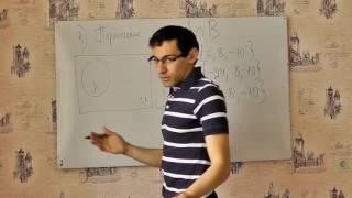 Урок. Элементы теории множеств Математическая логика Видеоуроки по информатике
