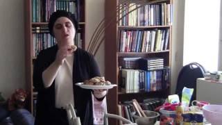 Vegan Oatmeal Craisin Cookies: Part 4