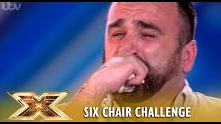 Danny Tetley: Ayda STOPS Him BUT What He Does After...Simon Speechless! | The X Factor UK 2018