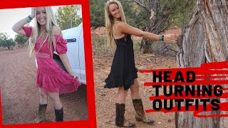 Western Wear Try On Haul: Head Turning Outfits from Country Outfitter