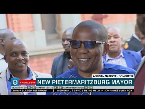 Pietermaritzburg has new mayor