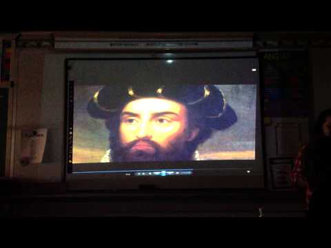 Interview with Vasco de Gama