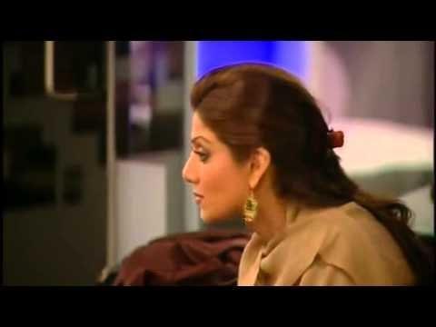 Celebrity Big Brother 2007 - Day 2.