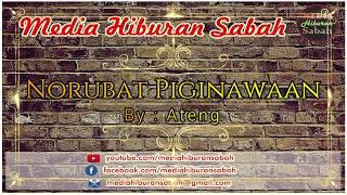 Ateng - Norubat Piginawaan   Karaoke Minus One + Lyrics HD
