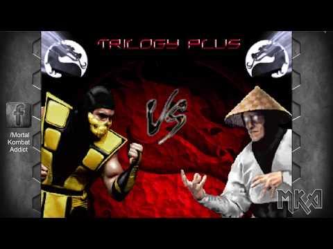 Mortal Kombat Trilogy PLUS v2 0 - Mugen Download | GO GO