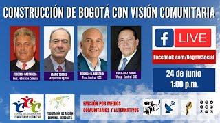 CONSTRUCCIÓN COMUNAL CON UNA VISIÓN COMUNITARIA