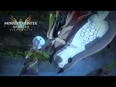 Monster Hunter Stories 2: Wings of Ruin - Story Intro