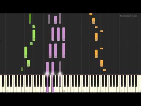 The Association - Windy (Synthesia Cover)