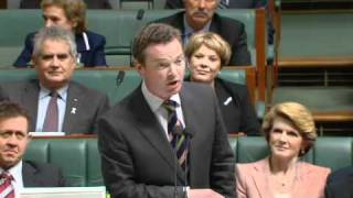Slipper named as Speaker