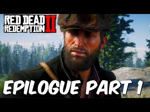 LET'S FINISH THIS Red Dead Redemption 2 - EPILOGUE ENDING (RDR2 GAMEPLAY) thumbnail