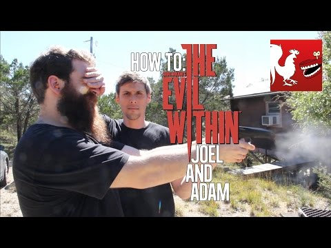 How To: The Evil Within | Rooster Teeth