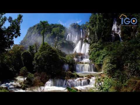 10 สถานที่ท่องเที่ยวที่สวยที่สุดในประเทศไทย