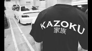 Team Kazoku at AutoCon LA 2018! (Fender Roll for the Evo X)