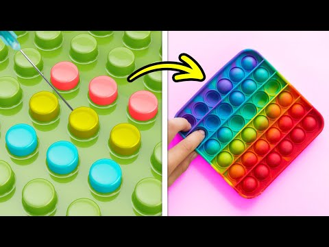 Satisfying Parenting Crafts And Smart Tricks For Parents || Clever Gadgets And Kids Training