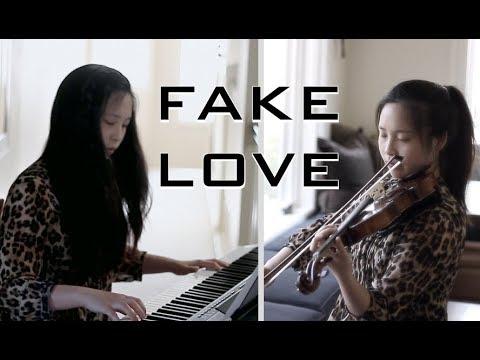 BTS - Fake Love (Piano/Violin Cover)