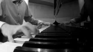 Hit The Road Jack - Ray Charles - Played by Nicola Tenini (Grand Piano) & Renzo Sartori (Drums)