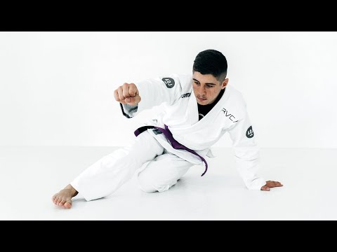 SOLO DRILLS ON BOTTOM TO SIMULATE GUARD PLAYING (PART 2)