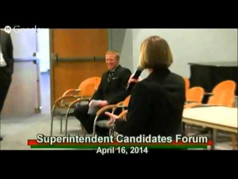 Superintendent Candidate Forum - Dr. Beth Schiavino-Narvaez