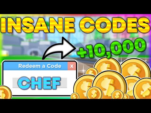ALL INSANE CODES IN CHEF'S LIFE!! [ROBLOX]