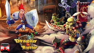 Dragon & Warrior - iOS - iPhone/iPad/iPod Touch Gameplay