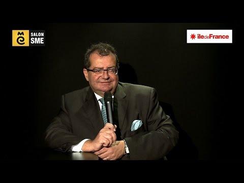 """Pascal Ferron, Auteur du livre """"Reprendre une entreprise, pourquoi pas moi ?"""""""