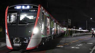 【出場回送】都営浅草線 5500形 5526編成 J-TREC出場