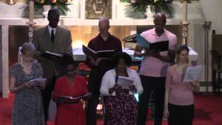 """Praise Song"" St Thomas Episcopal Church Chicago Choir June 28 2015."
