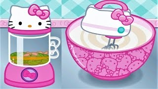 Download Video Play Fun Hello Kitty Games - Create Meal & Decorate Lunchbox MP3 3GP MP4
