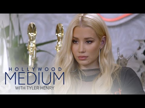 Iggy Azalea Sees Into Her Future Love Life | Hollywood Medium with Tyler Henry | E!