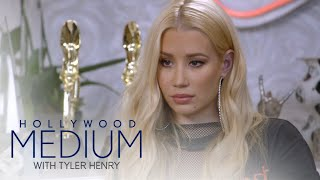 iggy azalea sees into her future love life hollywood medium with tyler henry e