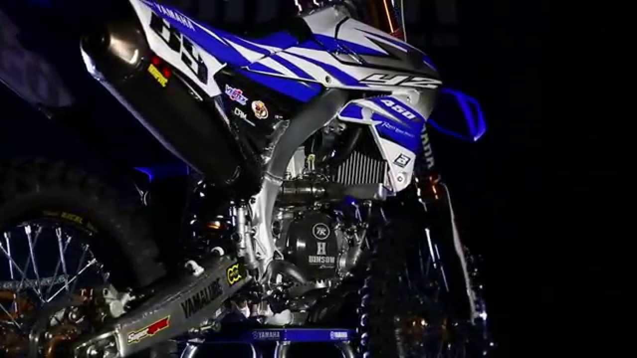 New Yamaha Motorcycles
