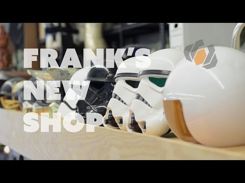 Prop: Shop - Inside Frank Ippolito's New Shop