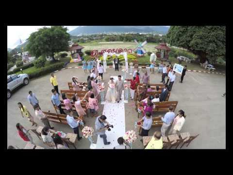 Gopro 4 black(Full HD) = wedding (Flo rida-Whistle)