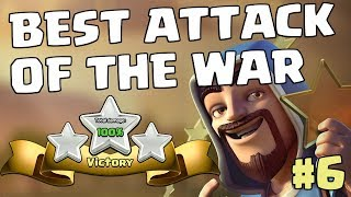 BEST ATTACK OF THE WAR #6 - TH12 HOGS WITH SURPRISE BOMB FARM | Mister Clash, Clash of Clans