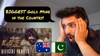 KGF Trailer 2 Reaction by AUSTRALIAN/PAKISTANI! | REVIEW | Yash & Srinidhi Shetty | Assad Armani
